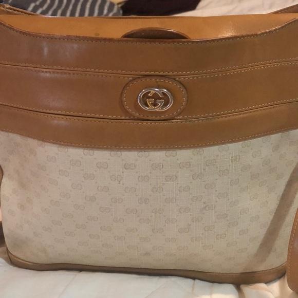 Gucci Handbags - Vintage Gucci bag